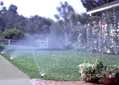 Coppell Lawn Sprinklers